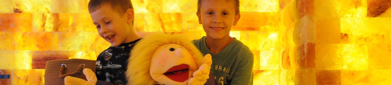 Salzgrotte in Wien für Kinder - Österreich